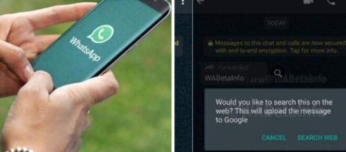 WhatSapp la aplicación de mensajería adquirida por Facebook