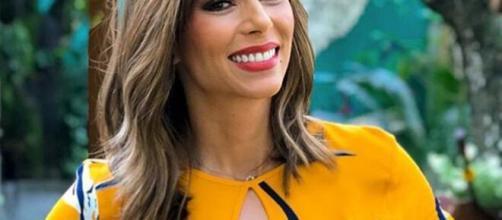 """A apresentadora Ana Furtado preocupou seus fãs após apresentar o programa """"É de Casa"""" com a pandemia de coronavírus. (Divulgação/TV Globo)"""