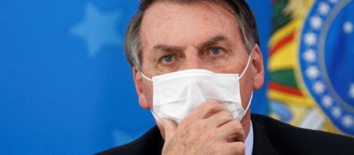 Bolsonaro divulga possível cura para infectados pelo Covid-19. (Arquivo Blasting News)