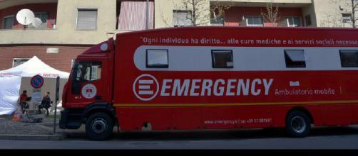 Coronavirus: a Milano Emergency è molto attiva nel fornire cure e assistenze ad anziani, senzatetto, migranti e minori