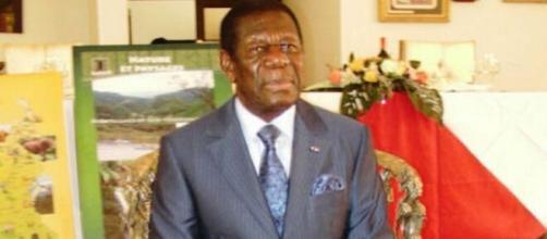 Le patriarche camerounais, Maire de Bandjoun Fotso Victor (c) Google