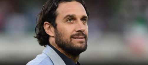 Luca Toni, ex giocatore della Juventus.