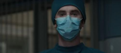 'The Good Doctor' is organizing donations of masks and PPE while 'Grey's Anatomy,' 'Station 19' have donated. [Image Source: ABC/YouTube]