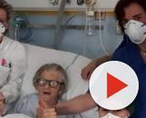 Na Itália, idosa de 95 anos é curada do novo coronavírus. ( Arquivo Blasting News )