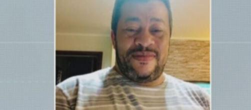 Antonio tinha 49 anos e foi mais uma vítima do coronavírus. (Arquivo pessoal / Reprodução TV Globo)