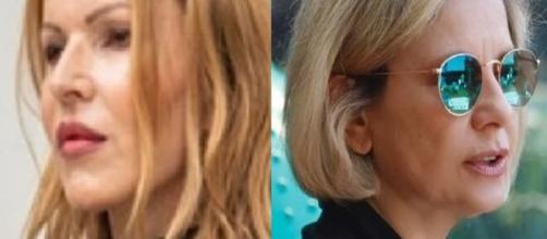 GF Vip, Rita Rusic critica la Elia: 'Stanca di vedere la cattiveria e l'arroganza in Tv'.