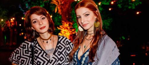 Giselle Batista e sua irmã gêmea: tão parecidas que confundem os fãs. (Arquivo Blasting News)