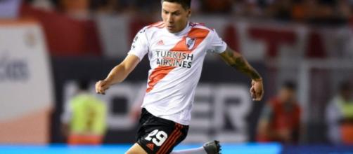 Gonzalo Montiel: il terzino destro del River Plate piace all'Inter.