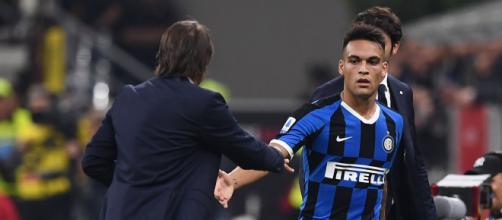 Inter: Lautaro Martinez ceduto solo dietro pagamento dell'intera clausola rescissoria.