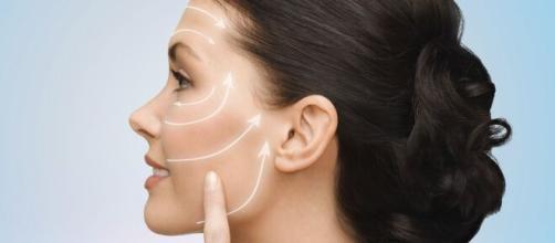 Las cirugías estéticas del rostro exigen grandes precauciones para obtener buenos resultados. - pinterest.com