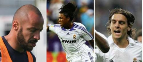 Real Madrid : 5 déceptions. Credit : Instagram