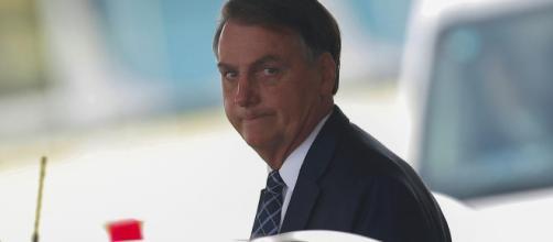 Resultado de teste de Bolsonaro para coronavírus é exigido por Justiça. ( Arquivo Blasting News )
