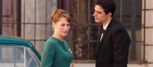 Spoiler Il Paradiso delle signore: Roberta viene salvata da Marcello durante uno scippo.