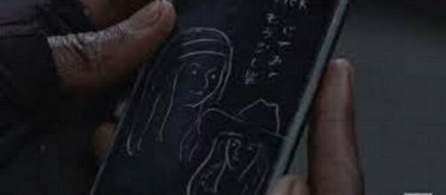 The Walking Dead 10x13, Michonne scopre che Rick è ancora vivo.