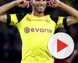 Hakimi, terzino destro del Dortmund.
