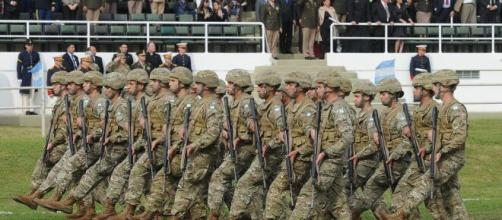 47 fotos del acto por el Día del Ejército Argentino - Infobae - infobae.com