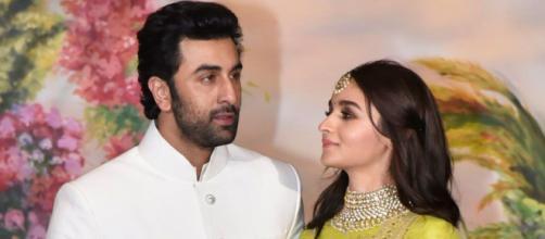 Bollywood's Cutest Couple Alia Bhatt And Ranbir Kapoor (Image via Bollyinsta/Youtube)