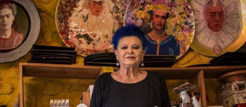 Coronavirus/ Fallece Lucía Bosé a la edad de 89 años.