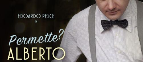 Edoardo Pesce racconterà la storia di Alberto Sordi