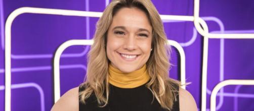 Fernanda Gentil fala sobre redução de seios. (Arquivo Blasting News)
