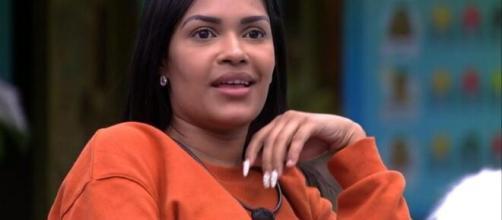 Flayslane é a preferida dos ex-participantes desta edição para permanecer no 'BBB20'. (Reprodução/TV Globo)