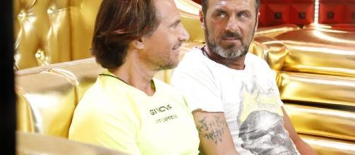 Grande Fratello Vip 4, Sossio Aruta punge Antonio Zequila: 'E' abituato a recitare'.