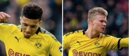 Les 5 jeunes joueurs les plus chers. Credit : Instagram sanchooo10/erling.haaland