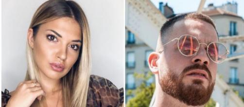 Les Anges : Raphaël Pépin et Tiffany se sont séparés. Credit : Instagram/tiffany/kraphoupeps