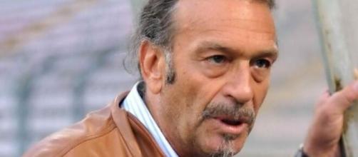 Massimo Cellino, presidente del Brescia.