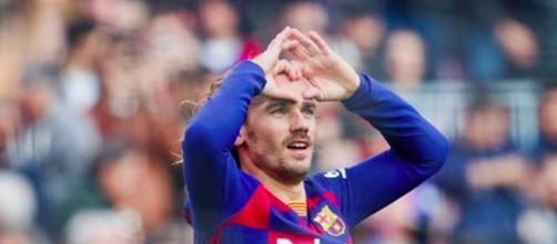 Mercato : Griezmann pourrait rejoindre le PSG. Credit : Instagram/fcbarcelona