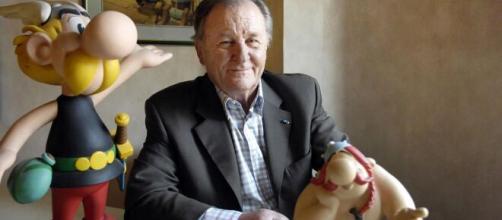Albert Uderzo morre aos 92 anos de idade, nesta terça-feira (24). (Arquivo Blasting News)