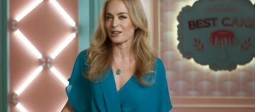 Angélica em participação especial na novela A Dona do Pedaço (2019). (Reprodução/TV Globo)