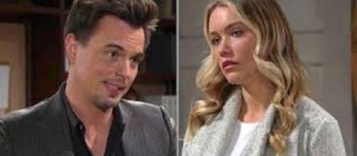 Beautiful, spoiler 30 marzo-5 aprile: Wyatt vuole aiutare Flo a rintracciare il padre naturale.