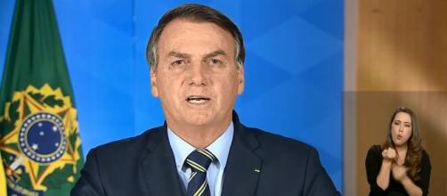 Discurso de Bolsonaro sobre coronavírus repercute. (Arquivo Blasting News)