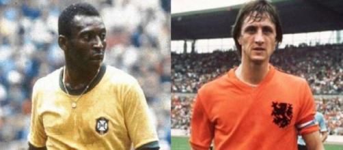 Cagni: 'I giovani guardino le immagini di Pelé e Cruyff'.