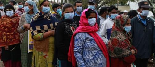 El coronavirus ataca a la India, pero mantiene cifras bastante bajas