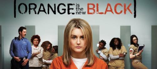 """Famosas de """"Orange Is the New Black"""" hoje em dia. (Reprodução/Netflix)"""