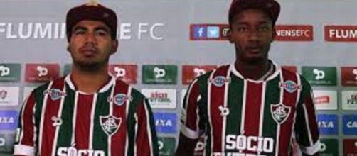 Flu ainda paga por vindas de Sornoza e Orejuela, que já não estão mais no clube. (Arquivo/Fluminense FC)