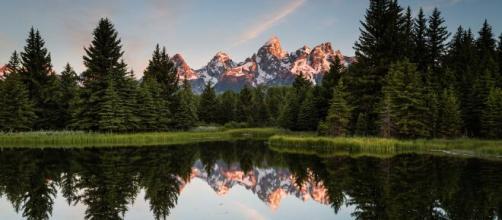 Fotos de paisagem costumam trazer uma paz interior nunca antes vista. (Arquivo Blasting News)