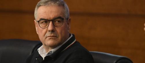 Il Capo della Protezione Civile Angelo Borrelli esprime le sue attuali preoccupazioni sull'emergenza sanitaria da coronavirus.