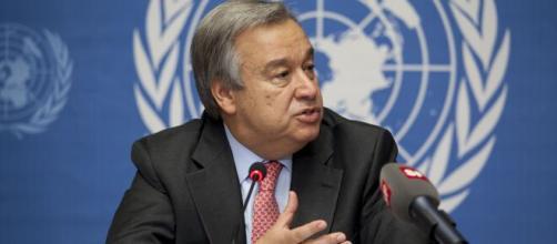 L'ONU invita tutti i paesi del mondo in guerra a deporre le armi per combattere tutti uniti verso un nemico comune: il coronavirus
