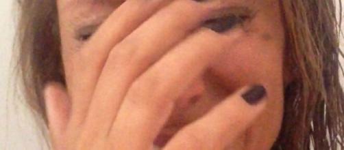 Luisa Mell chora por cotna das dores no corpo ocasionadas pelo coronavírus. (Reprodução/Instagra/@luisamell)