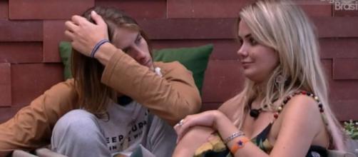 Marcela comenta atitude de Prior e postura do brother no jogo. (Reprodução/TV Globo)