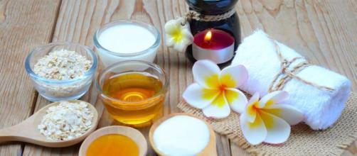 Mascarillas con miel y otros productos naturales sin ideales para tratar el cabello