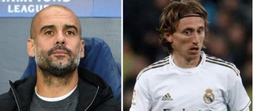 Pep Guardiola voudrait Luka Modric. Credit : Wikimedia Commons/ Instagram/lukamodric10