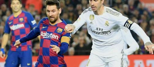 Real Madrid e Barcelona entre as maiores receitas. (Arquivo Blasting News)