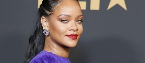 Rihanna faz doação para combate ao coronavírus. (Arquivo Blasting News)