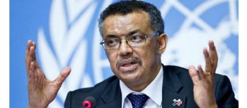 Tedros Adhanom Ghebreyesus, Director-General, World Health Organisation (WHO) annuncia il progetto Solidarity Trial.