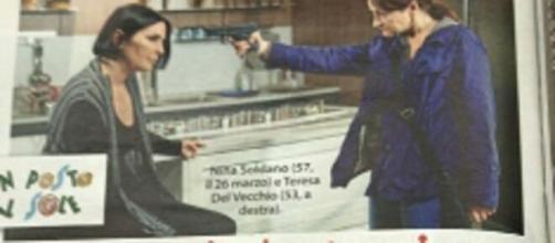 Upas al 3 aprile: Gabriella punta una contro Marina