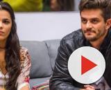 Emilly e Marcos sempre serão lembrados como um dos casais mais briguentos do 'BBB'. (Reprodução/TV Globo)